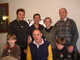Galgut family - Saul, Rob Tobin, Resa, Peter, Harry, Keith and Oliver